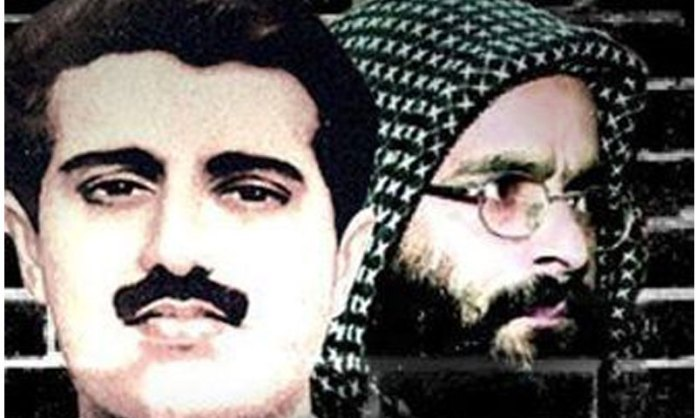 Image result for KC-EU pays tribute to martyrs Maqbool Butt, Afzal Guru