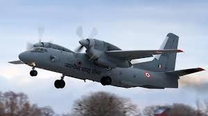 Indian air force aircraft with 13 on board disappears near Chinese