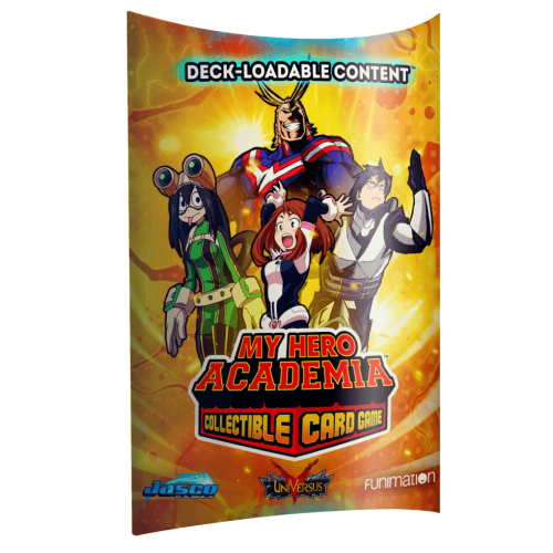 My Hero Academia DLC 1