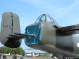 The Tondelayo's tail guns.