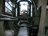 Witchcraft interior: you're looking aft toward the tail turret.