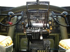 The Nine O Nines Cockpit.