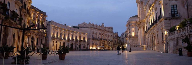 Ortigia Dome Square