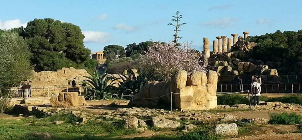 Excursion Piazza Armerina Agrigento