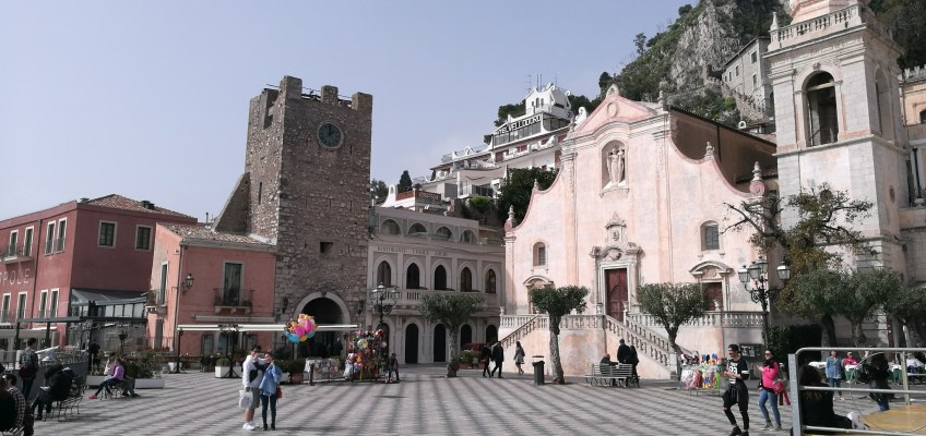 Taxi Catania Taormina Private Transfer