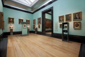 Londra, National Portrait Gallery,