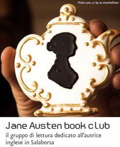 Jane Austen Book Club, il gruppo di lettura di SalaBorsa e JASIT