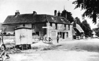 Chawton Cottage, 1920