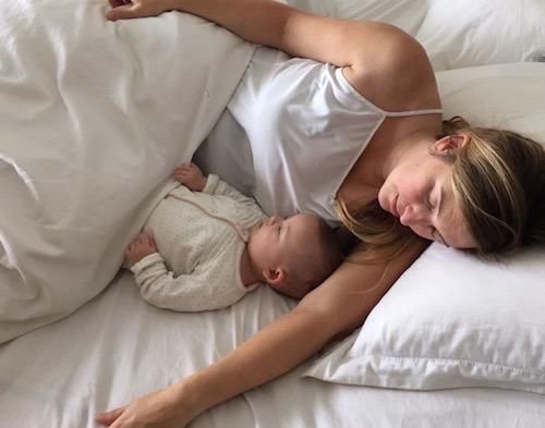 Spavanje beba