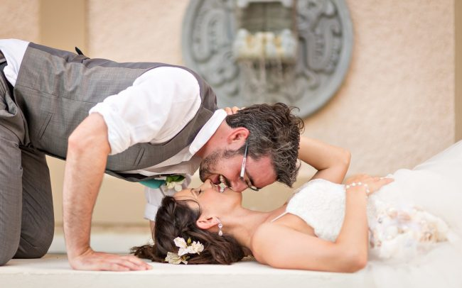 Nicole & Ryan's Sunny and Spectacular Wedding at Now Sapphire Riviera Cancun