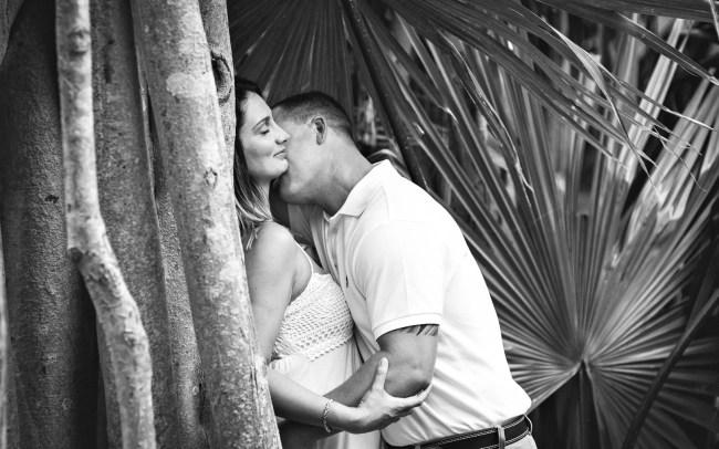 Heather & Michael Explore the Heart of Playa Del Carmen: Ruins, the Beach & 5th Avenue
