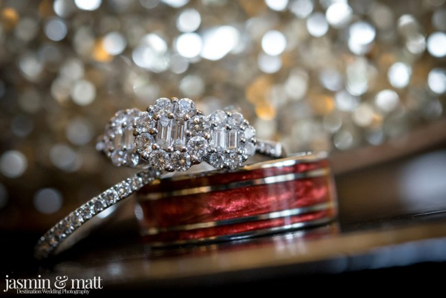Stephanie & Nico's Canadian-Columbian Wedding at Grand Sunset Princess