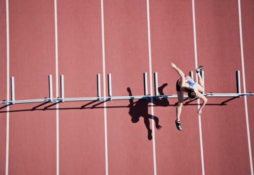 Corrida com obstáculo