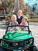 How cute is this truck-load of one-year-olds?