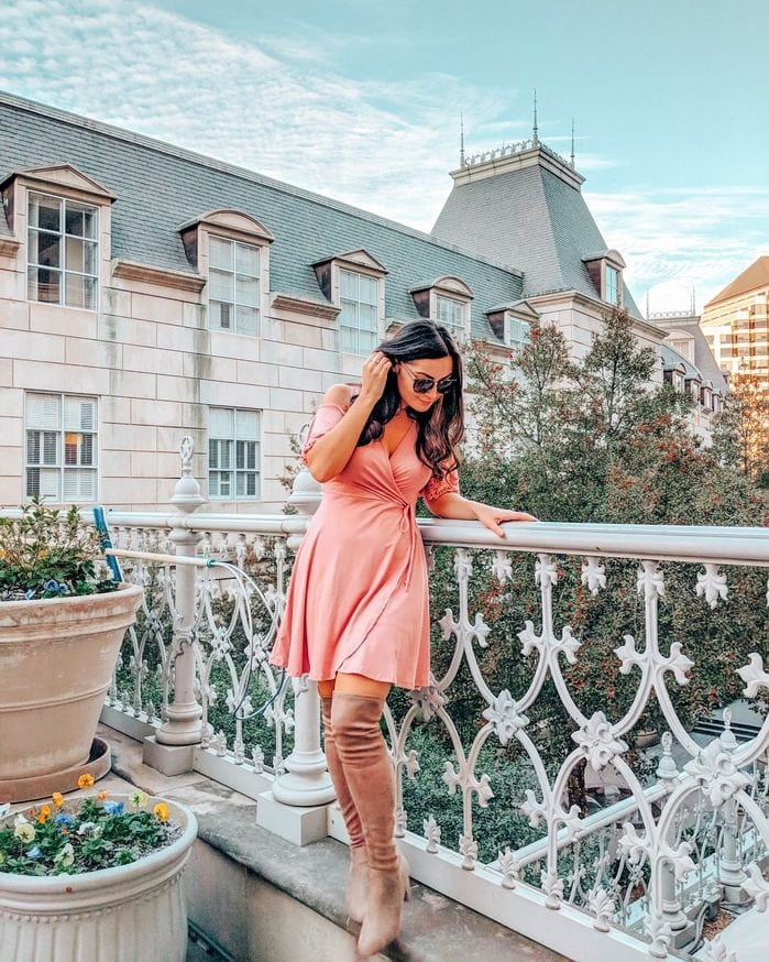 A Dallas Staycation at the Crescent Hotel