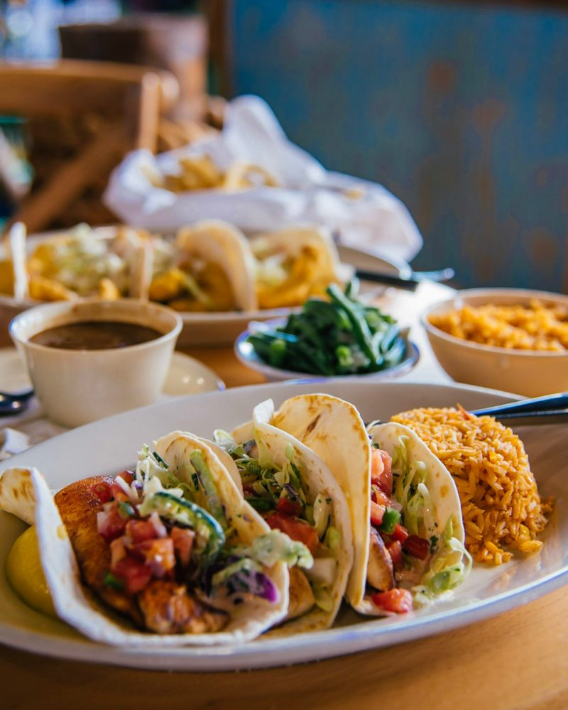 tacos from shuck me
