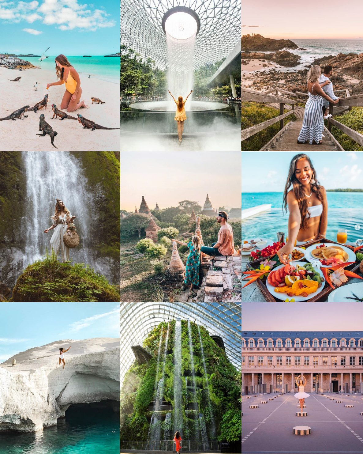 100 Amazing Travel Influencers You're Not Already Following