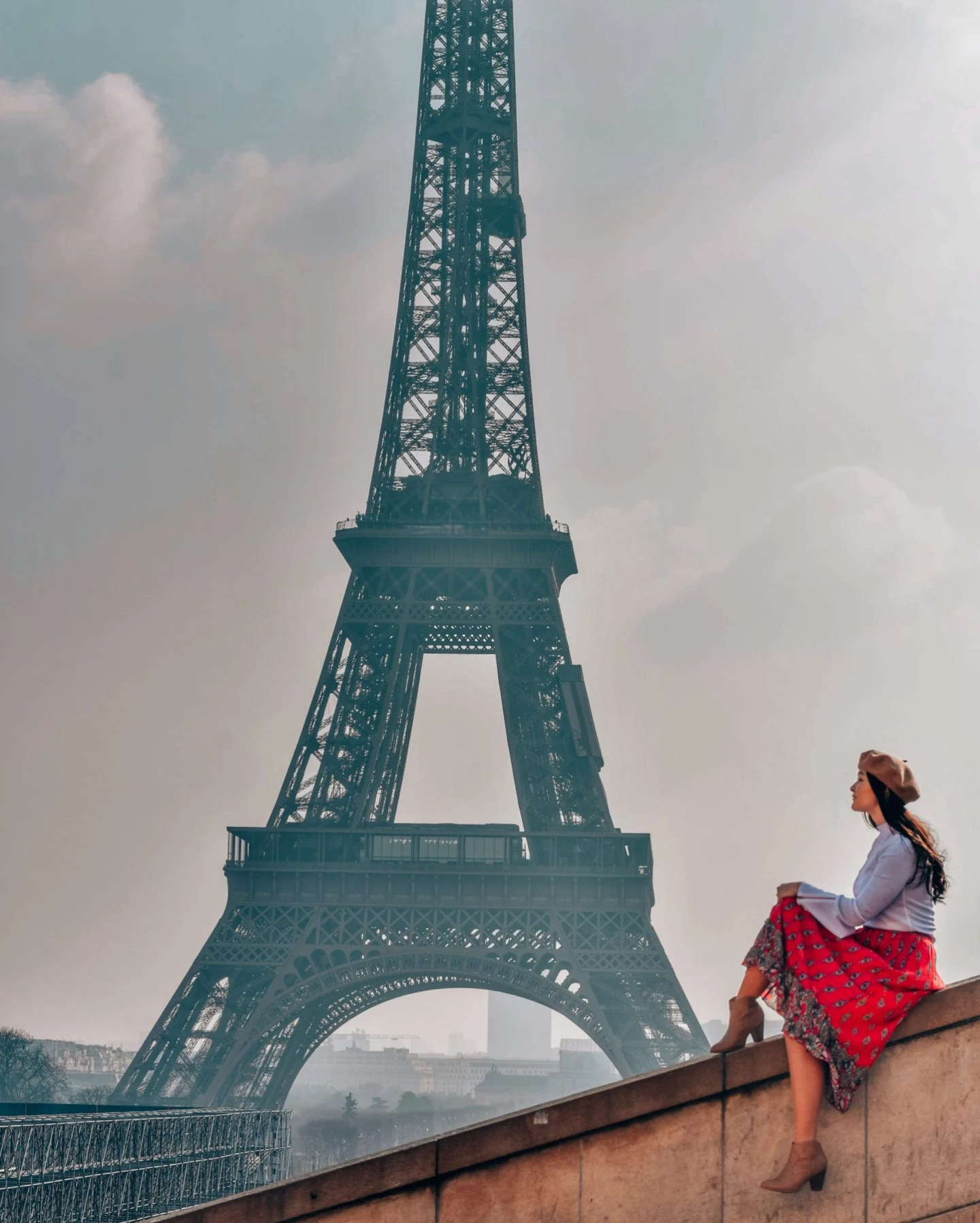 The 7 Best Places in Paris to View The Eiffel Tower