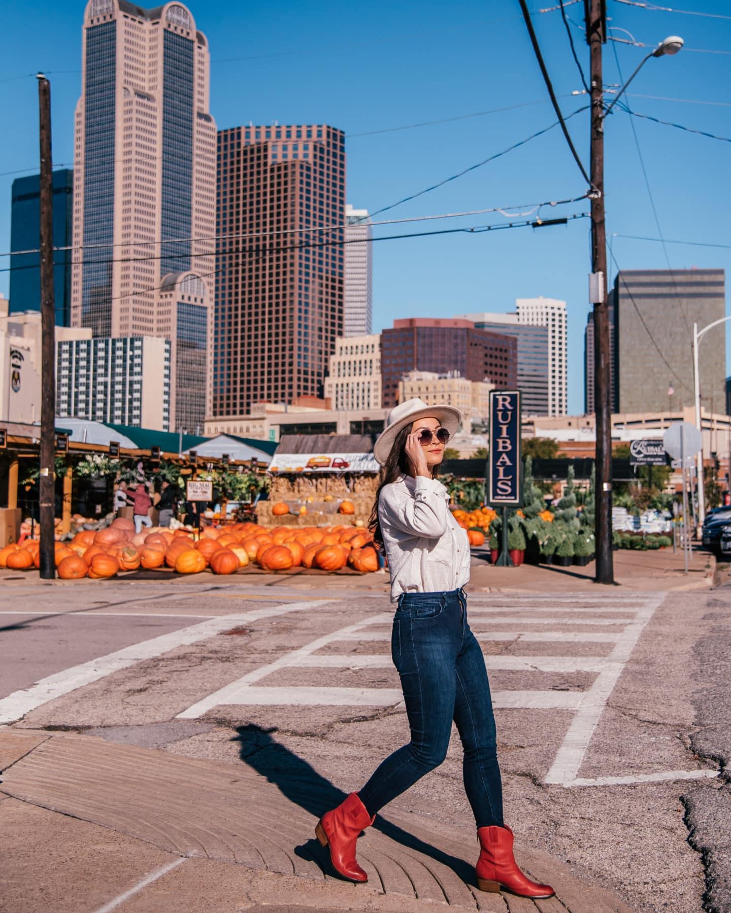 A Local's Guide to the Dallas Farmer's Market