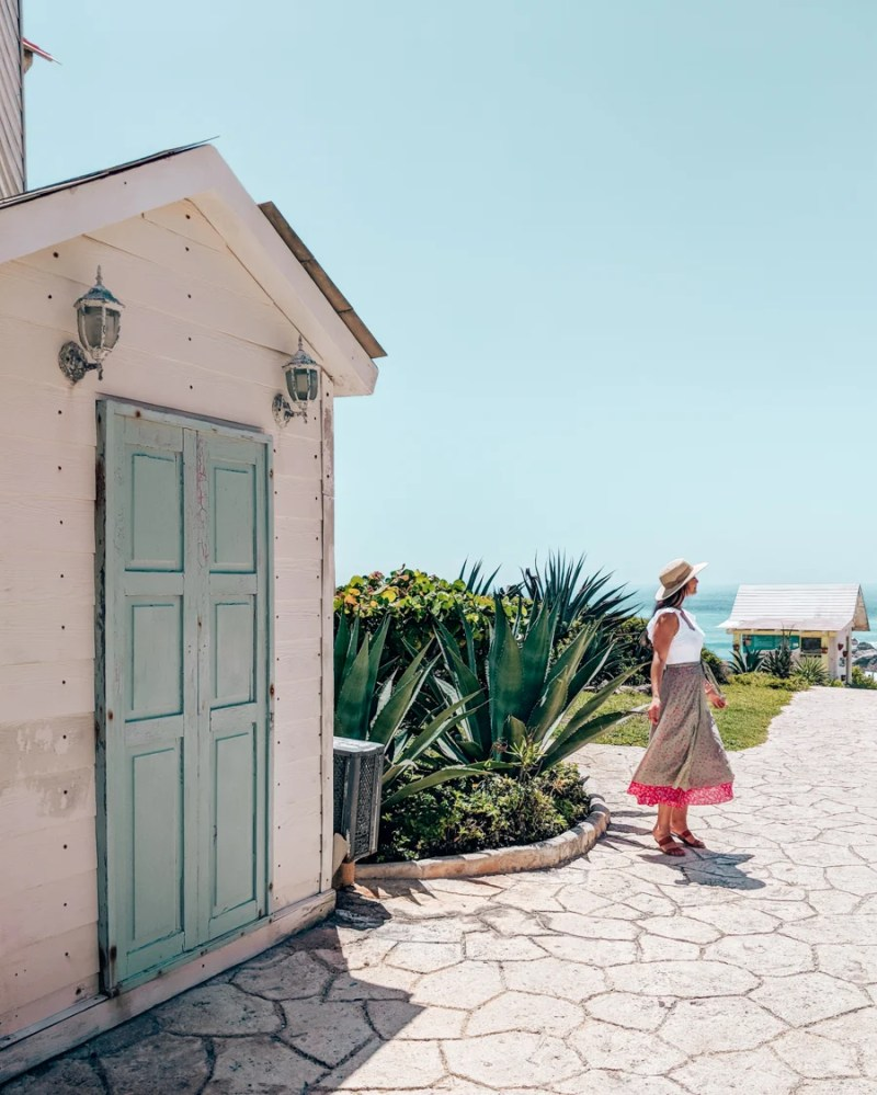 exploring the Isla de Mujeres