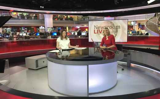 Jasmine Birtles BBC News