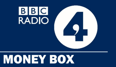 Radio 4 Moneybox Jasmine Birtles