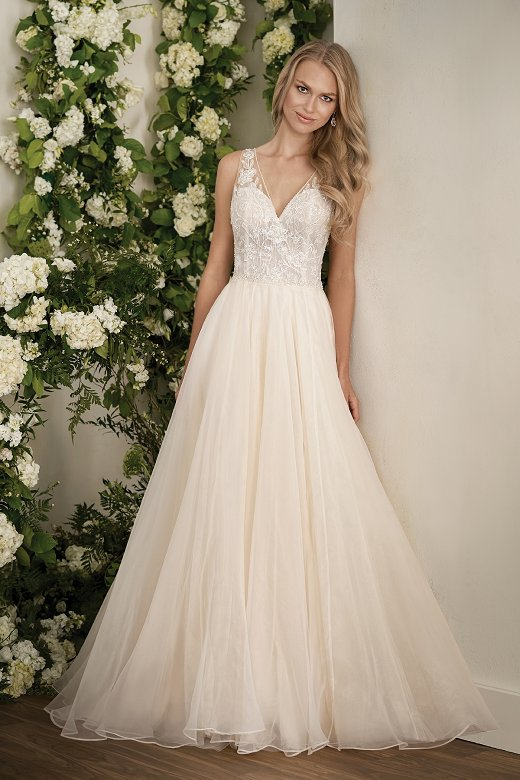 Jasmine Bridal   Designer Wedding Dresses dressimg