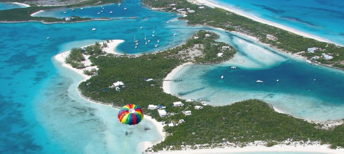 The One Thing You Must Do in Exuma Bahamas