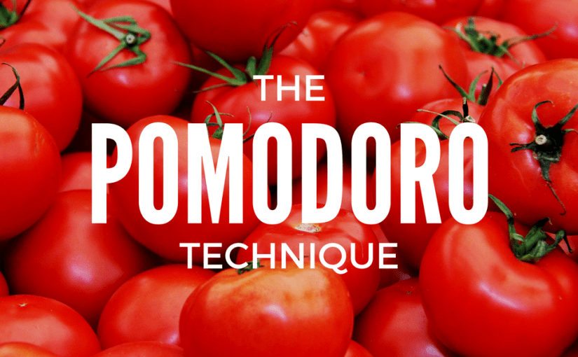 Struggling to focus like me? Try the Pomodoro Technique