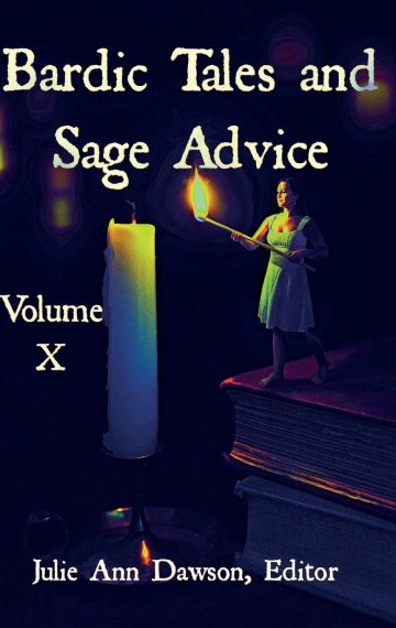 Cover art for Bardic Tales and Sage Advice X