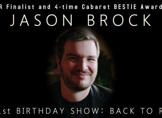 Jason Brock 41st Bday Back to RB