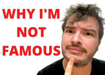 Why I'm not Famous - by Jason Brock from the X-Factor