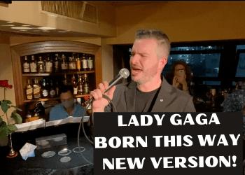 Born This Way Lady Gaga Cover by X-Factor Finalist Jason Brock