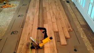 Sound Reduction in Wood Flooring