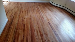 Custom Hardwood Floor in Baltimore, Maryland