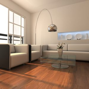 Good and Bad Places to Install Hardwood Flooring