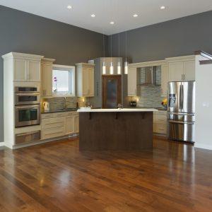 Pre-Finished Hardwood Flooring vs Flooring Finished On-Site