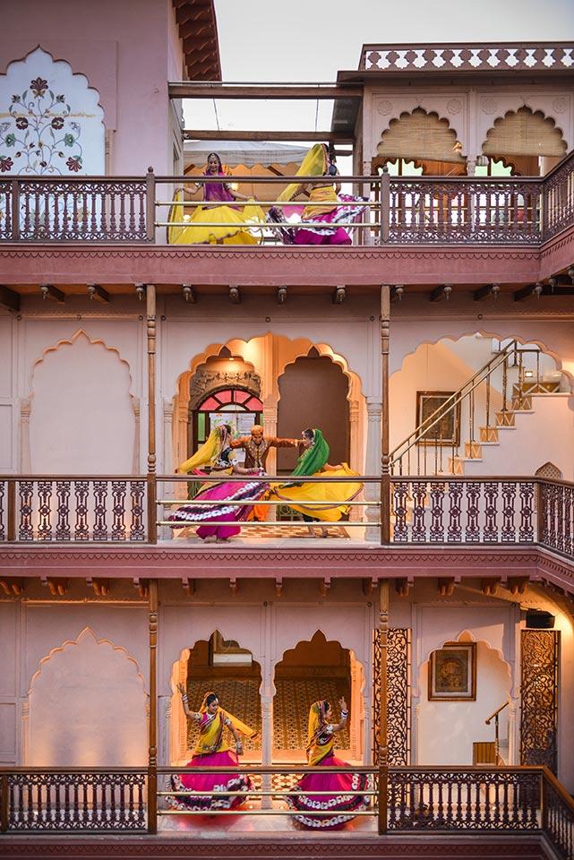 Old Delhi Oasis