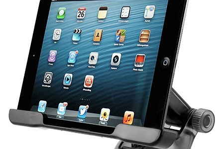 iOttie Easy Smart Tap Dashboard Car Desk Mount Holder Cradle for iPad mini Review