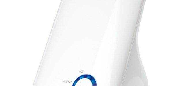 TP-LINK TL-WA850RE 300Mbps Universal Wi-Fi Range Extender Review