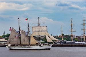 Philadelphia Gazela Tall Ship