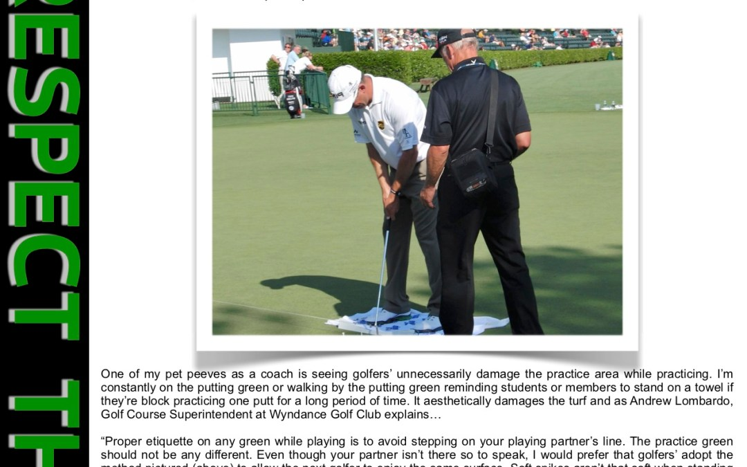 Game Changers - Mind the Putting Green with Jason Helman