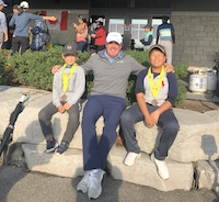 jason helman junior golf programs uskids, CJGA