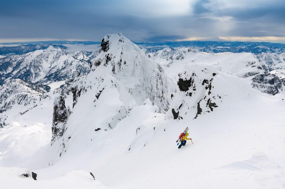Lemah Peak, Glacier #200