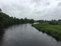 The River Boyne.