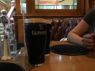 Guinness in Ireland. Can't beat that. I love this stuff.