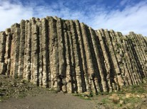 Basalt columns anyone?