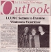 La Cañada Outlook, March 10, 2011, Review of Freedom Songs show with David Crittendon.