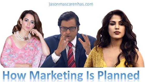 Marketing Campaign - JasonMascarenhas.com
