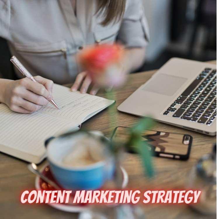 Content Marketing Strategy - JasonMascarenhas.com